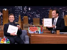 The Tonight Show Starring Jimmy Fallon: Best Friends Challenge with Justin Timberlake Jimmy Fallon Singing, Jimmy Fallon Show, Cartoon Network Adventure Time, Adventure Time Anime, Best Friend Challenges, Jessica Biel And Justin, Girl Meets World, Boy Meets, Tina Fey