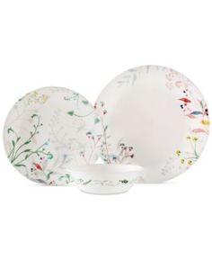 Corelle® Livingware™ Provincial Blue 76-pc Dinnerware Set - Corelle ...
