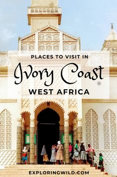 The West African country of Ivory Coast is beautiful, fascinating, and an unusual travel destination full of interesting places to visit. Here are my favorite places to visit and things to do in Ivory Coast. Amazing Destinations, Travel Destinations, West African Countries, Group Travel, Ivory Coast, Travel Aesthetic, Africa Travel, Travel Guides, Trip Planning