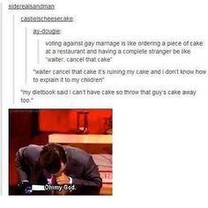 but i want cake. like actual cake. im hungry now. *goes to find cake*