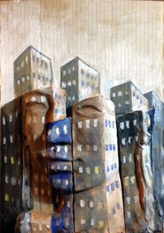 Buy She city, One of a kind sculpture by paolo beneforti on Artfinder. Discover thousands of other original paintings, prints, sculptures and photography from independent artists.