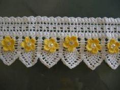 ...crochet border...