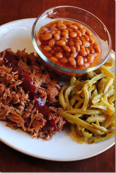 """This is the one I""""m planning on. Already have soda, just gotta get sauce... BBQ Pulled Pork (Crock Pot Recipe!)"""