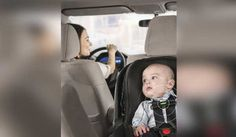 Walmart is going to start selling a $149 baby car seat that aims to prevent hot-car deaths. (Provided by Walmart)