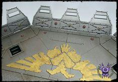 Skyshield Landing Pad #ChaoticColors #commissionpainting #paintingcommission #painting #miniatures #paintingminiatures #wargaming #Miniaturepainting #Tabletopgames #Wargaming #Scalemodel #Miniatures #art #creative #photooftheday #hobby #paintingwarhammer #Warhammerpainting #warhammer #wh #gamesworkshop #gw #Warhammer40k #Warhammer40000 #Wh40k #40K #terrain #scenery #Scifi #WallofMartyrs #imperial #Skyshield #LandingPad 40k Terrain, Warhammer 40000, Tabletop Games, Gw, Landing, Scenery, Sci Fi, Miniatures, Kids Rugs