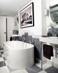 art deco furniture bathroom #finnstyle #artekulatemyspace