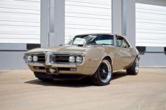 1967 Pontiac Firebird RAM AIR 400 FRAME OFF PRO-TOURING BUILD MATCHING #