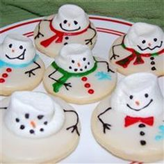 Soft Christmas Cookies.photo by Angie