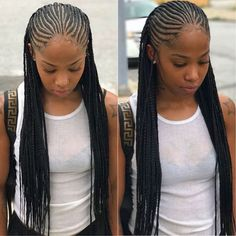 62 Box Braids Hairstyles with Instructions and Images - Hairstyles Trends Black Girl Braids, Braids For Black Hair, Girls Braids, Box Braids Hairstyles, My Hairstyle, Black Girls Hairstyles, African Hairstyles, Gorgeous Hairstyles, Summer Hairstyles