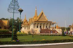 Royal Palace - Siem Reap - Cambodia