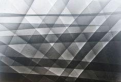 M.ESTIVAL 441 black and white étude (série) 2013 ( 20 x 13.6 cm ) bristol