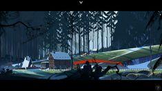 The Banner Saga Screen 1