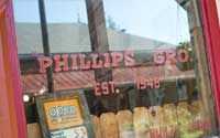 Phillips Grocery, Holly Springs, MS