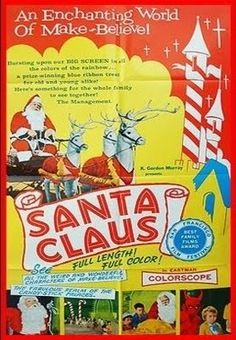 Santa Claus     WATCH FULL MOVIE Free - George Anton -  Watch Free Full Movies Online: SUBSCRIBE to Anton Pictures Movie Channel: www.YouTube.com/AntonPictures   Keep scrolling and REPIN your favorite film to watch later from BOARD: http://pinterest.com/antonpictures/watch-full-movies-for-free/     On December 24, Santa makes preparations for his yearly journey at his Toyland castle in outerspace. He plays the organ while his children helpers from all over the world sing.