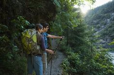 There is a trail waiting for you in southern Oregon, along the mighty Rogue River!
