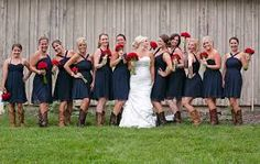 red white and blue wedding - Google Search