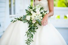 Oversized Bouquet (Photo by pinkowl photograhpy) - But wildflowers!