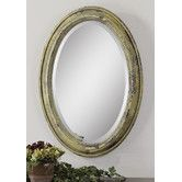 Found it at Wayfair - Brizona Wall Mirror