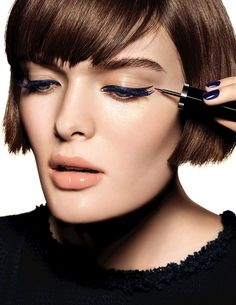 Beauty has a new shade: Discover the new Chanel Blue Rhythm collection