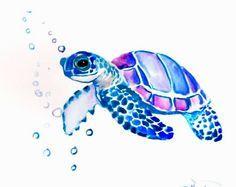 Sea turtle !