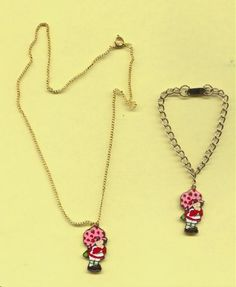 Vintage strawberry shortcake on pinterest vintage for Strawberry shortcake necklace jewelry