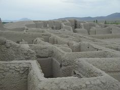 Casas Grandes, Ruinas de Paquime, Mexico.. Where my family is from. I saw my first centipede here.