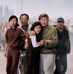 """the host, bong joon ho- 4/6/13- I really like this movie and hadn't seen it in a while. To quote Colin, """"it was weirder than I remembered it being!"""""""