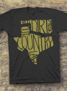 Red Dirt Music/Outlaw Country