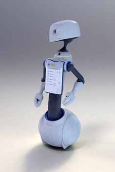 HOMANT | Robot-Manager on Industrial Design Served