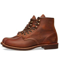 "Red Wing 2959 Heritage Work 6"" Blacksmith Boot (Copper Rough & Tough)"