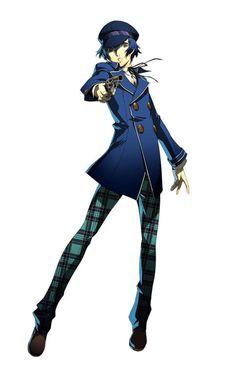 Naoto Shirogane- Persona 4 I really like this character =)