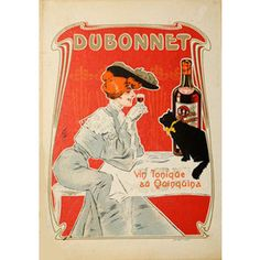 Vintage French Art Nouveau Posters, Vintage French and Itali ...