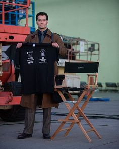 Henry Cavil as Clark Kent in Batman V Superman Dawn Of Justice