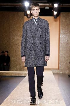 Paul Smith Menswear Fall Winter 2013 Paris