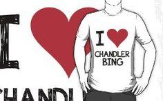 i heart chandler bing