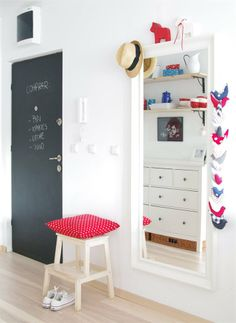 Simple entrance area | live from IKEA FAMILY