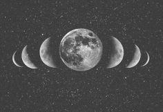 Te Veo Mi Triste Luna Y Te Accompanio con mi Soledad
