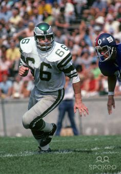 Bill Bergey, Philadelphia Eagles