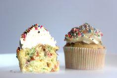 Birthday cupcake  #cupcake #cupcakedesign