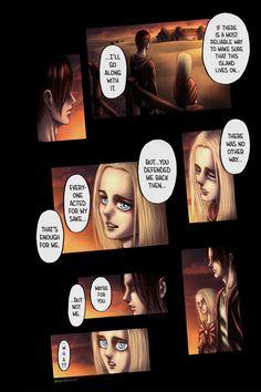 Shingeki No Kyojin Colored Chapter 130 Attack On Titan Series, Attack On Titan Season, Manga Art, Anime Art, Manga Comics, Fantasy Artwork, Color, Coffin Nails, Movie