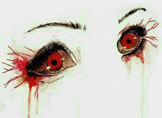 Imagem de anime, eyes, and girl