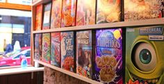 London's New Cereal Cafe Opens Its Doors For Grownup Children Everywhere