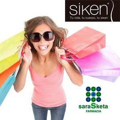 En siken® estamos de rebajas, haz tus compras por internet en la farmacia Sarasketa y benefíciate de fabulosos descuentos: http://www.parafarmaciasarasketa.com/