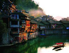 Phoenix in Hunan Provence