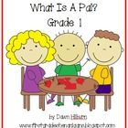 Journeys Literacy Activities - What is a Pal? Grade 1 from First Grade… Reading Lessons, Teaching Reading, Teaching Ideas, Journeys First Grade, 1st Grade Spelling, Journeys Reading Series, Text To Self Connection, Teacher Notebook, First Grade Reading