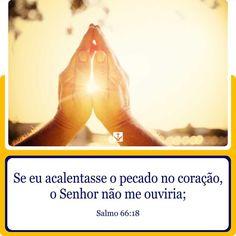 Salmo 66:18