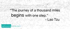 [Monday Shower Thought] #Goodmorning #Monday #Motivation #LaoTzu #Quote #Lifestyle #Mentality