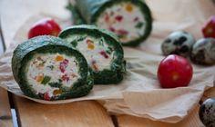 Bezlepkové recepty: Vynikajúca zelená roláda