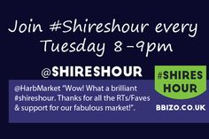 DON'T FORGET tonight 8-9pm #shireshour business networking on twitter! http://t.co/B3UKWjRQHz