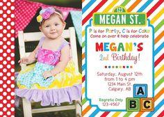 sesame street birthday invitations - Google Search